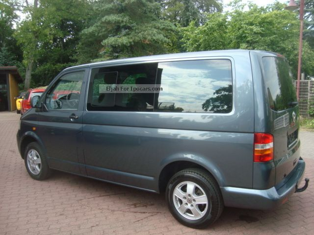 Volkswagen Multivan 1.9 2014 photo - 12