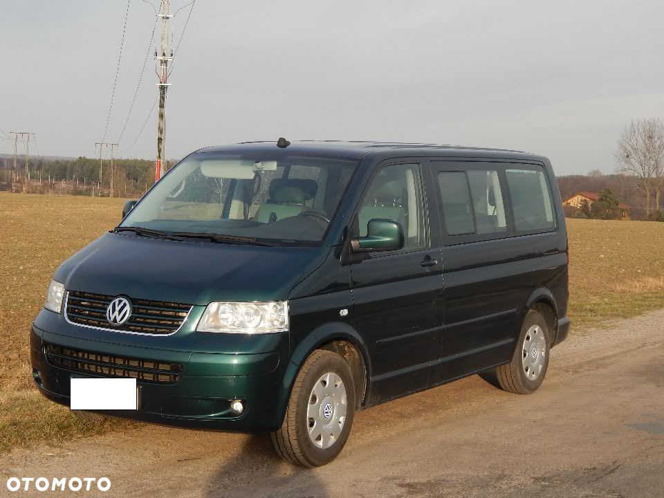 Volkswagen Multivan 1.9 2014 photo - 6