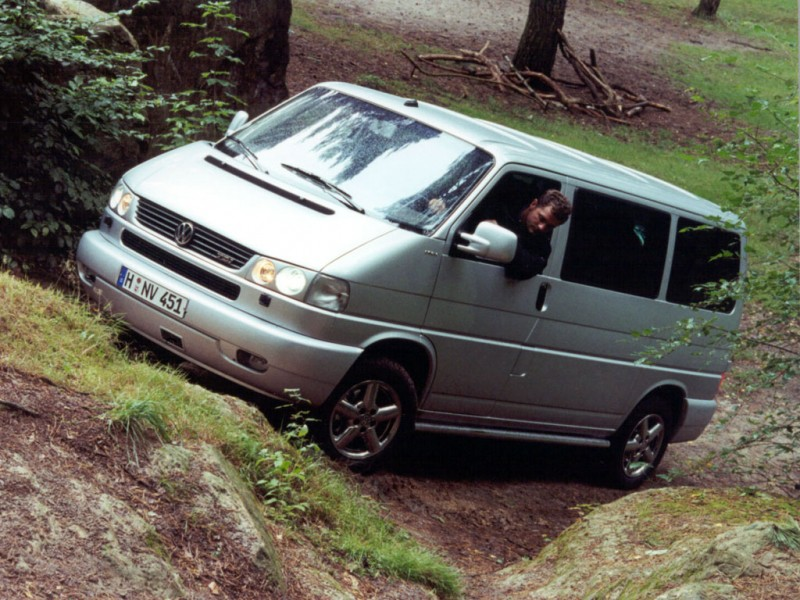 Volkswagen Multivan 2.0 1992 photo - 2