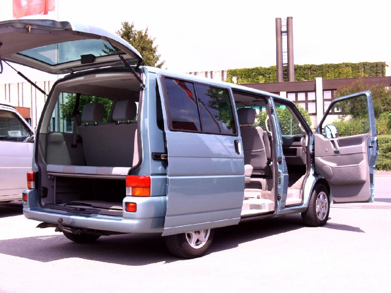 Volkswagen Multivan 2.0 1992 photo - 6