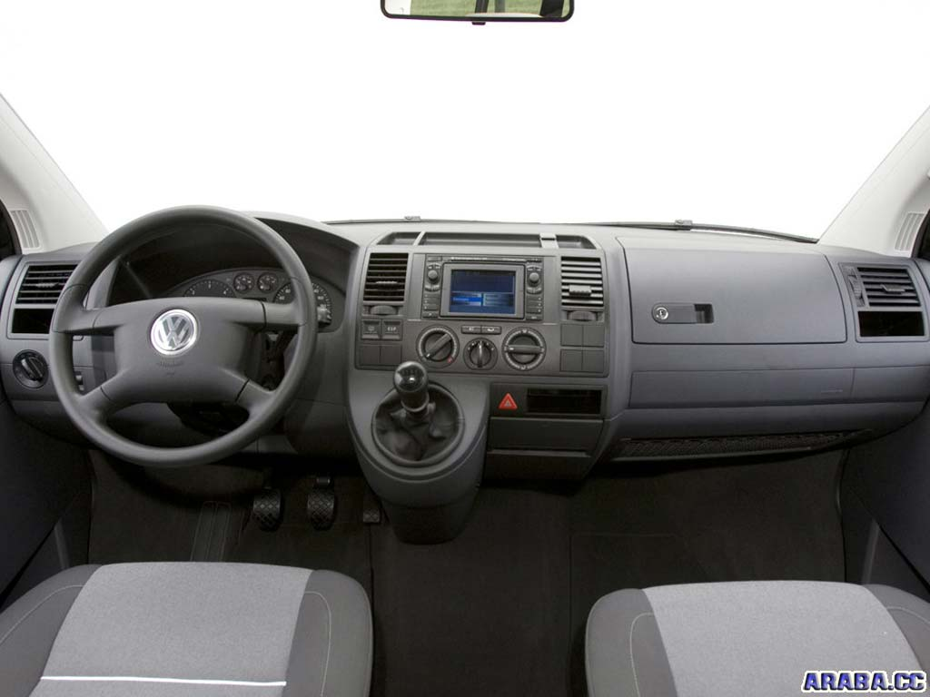 Volkswagen Multivan 2.0 1992 photo - 8