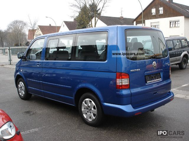 Volkswagen Multivan 2.0 2004 photo - 7