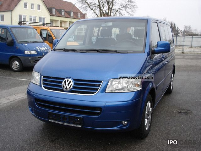 Volkswagen Multivan 2.0 2004 photo - 9