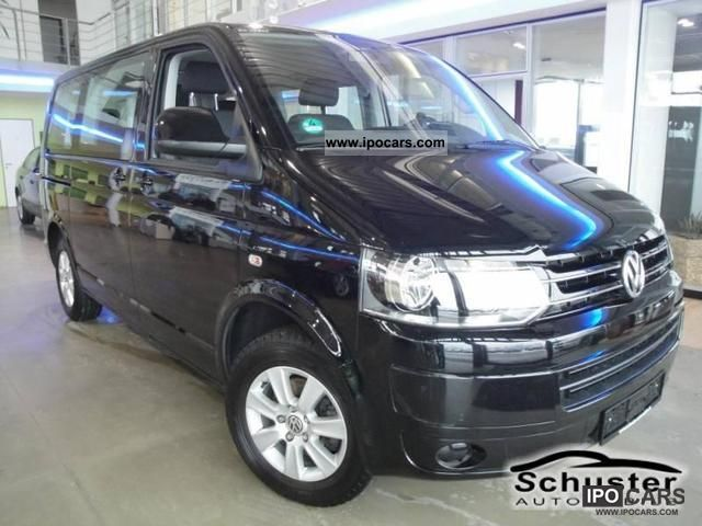 Volkswagen Multivan 2.0 2010 photo - 1