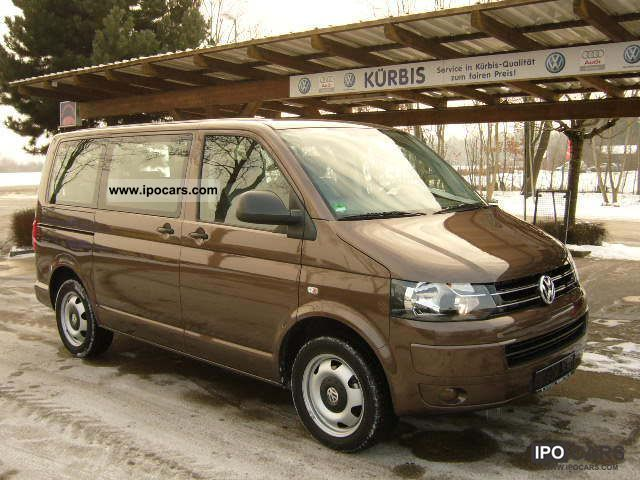 Volkswagen Multivan 2.0 2010 photo - 4