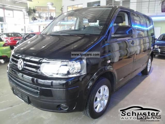 Volkswagen Multivan 2.0 2010 photo - 7