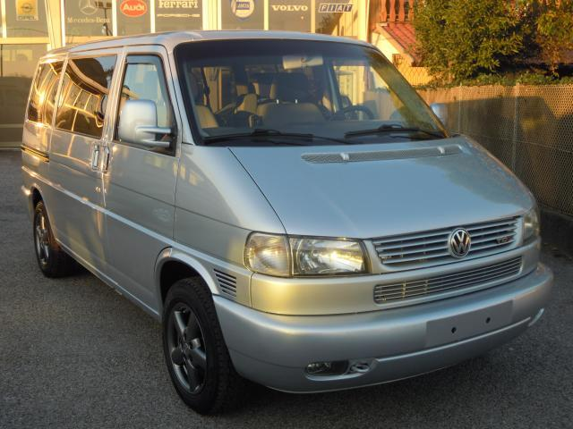 Volkswagen Multivan 2.8 1999 photo - 10