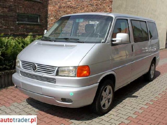 Volkswagen Multivan 2.8 1999 photo - 12