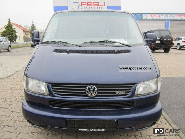 Volkswagen Multivan 2.8 1999 photo - 4