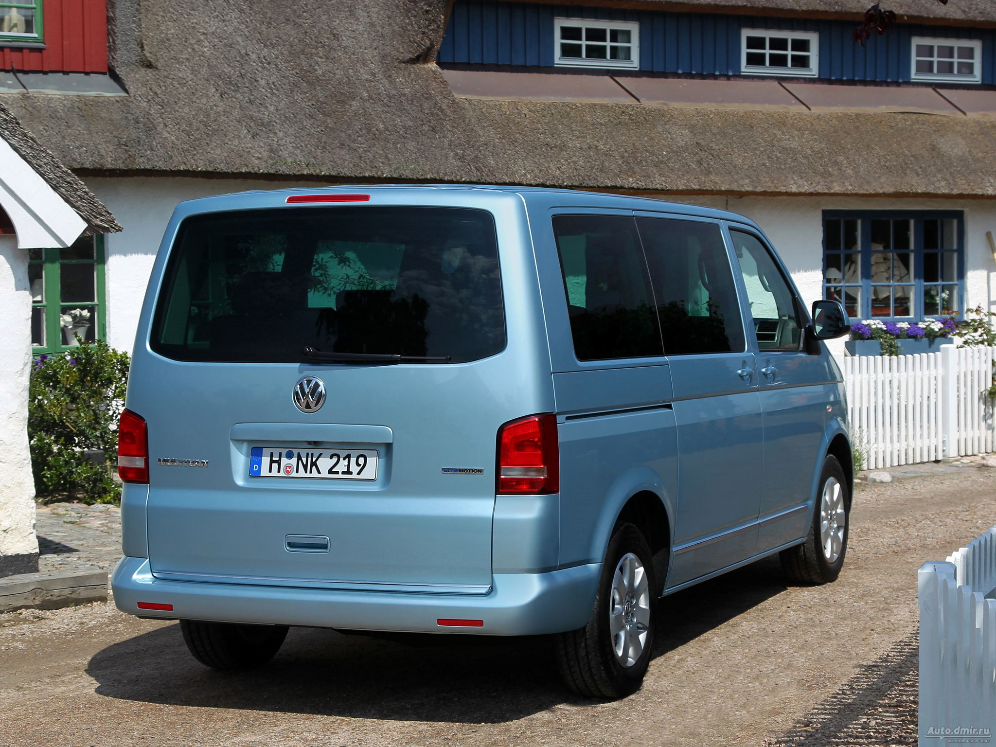 Volkswagen Multivan 3.2 1996 photo - 10
