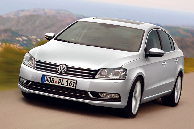Volkswagen Passat 1.4 2010 photo - 12