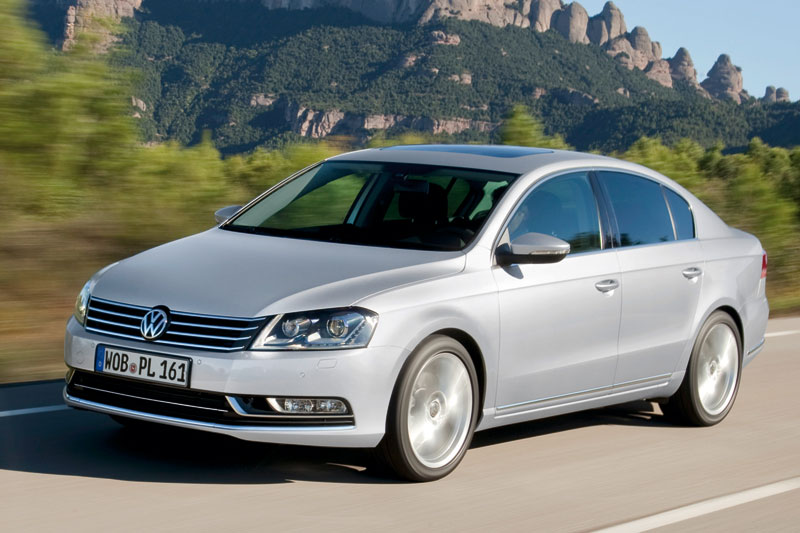 Volkswagen Passat 1.4 2010 photo - 9