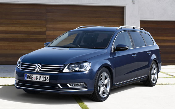 Volkswagen Passat 1.4 2011 photo - 3