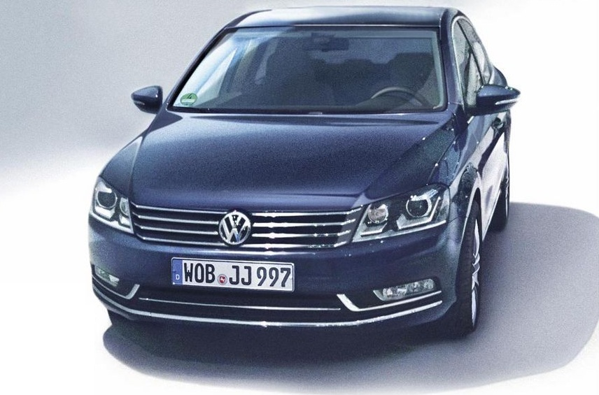 Volkswagen Passat 1.4 2011 photo - 4