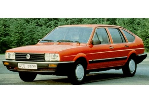 Volkswagen Passat 1.6 1983 photo - 4