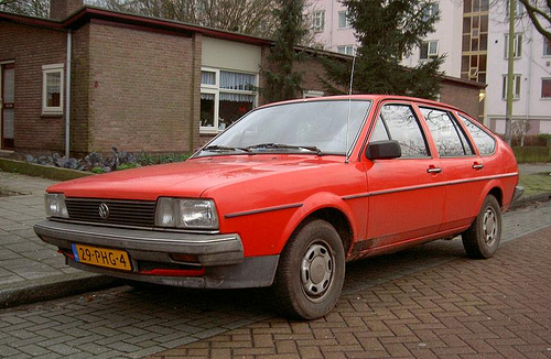 Volkswagen Passat 1.6 1983 photo - 7