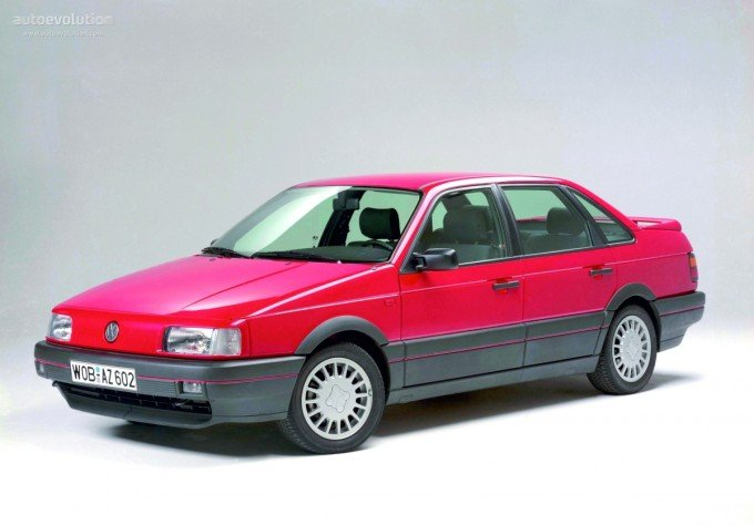 Volkswagen Passat 1.6 1989 photo - 7