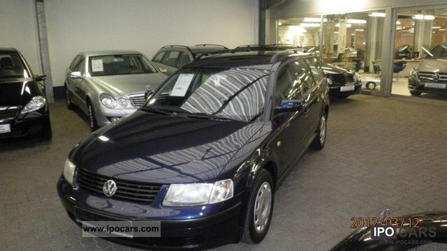 Volkswagen Passat 1.6 1991 photo - 4