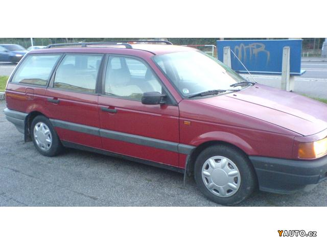 Volkswagen Passat 1.6 1991 photo - 7