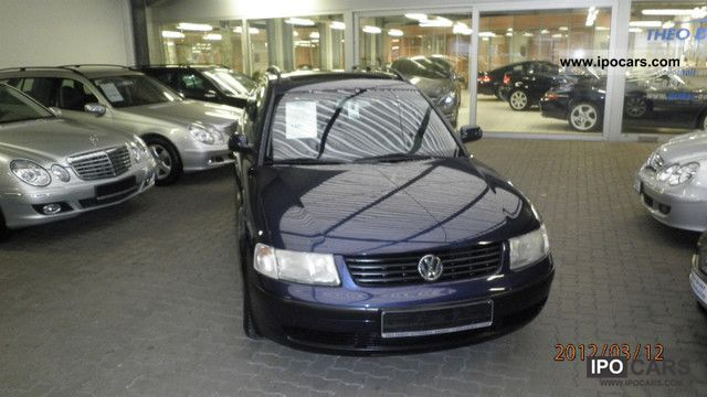 Volkswagen Passat 1.6 1991 photo - 8