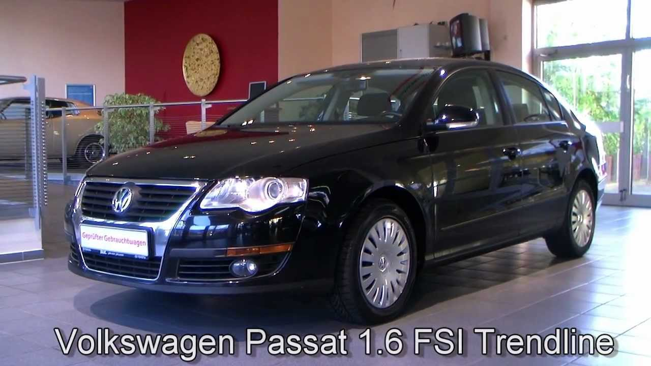 Volkswagen Passat 1.6 2006 photo - 11