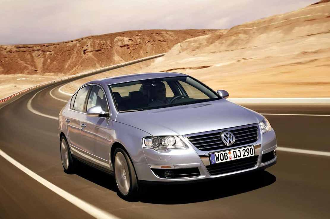 Volkswagen Passat 1.6 2006 photo - 8