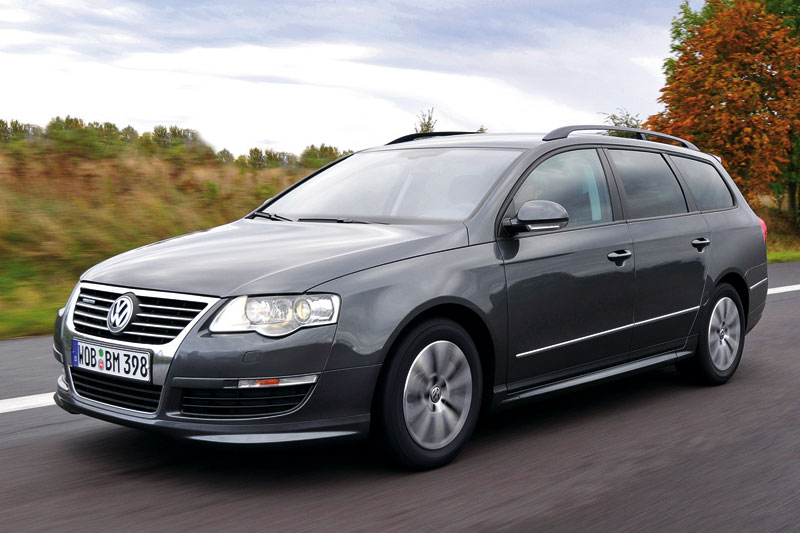 Volkswagen Passat 1.6 2008 photo - 4