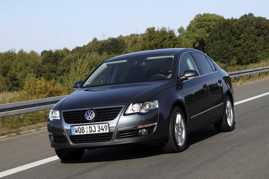 Volkswagen Passat 1.6 2008 photo - 6