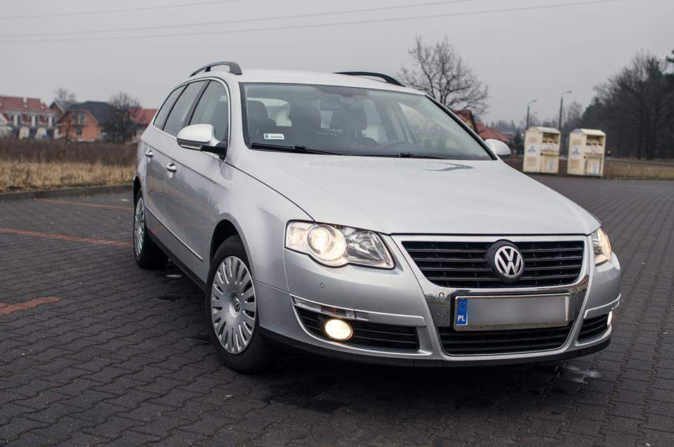 Volkswagen Passat 1.6 2008 photo - 8