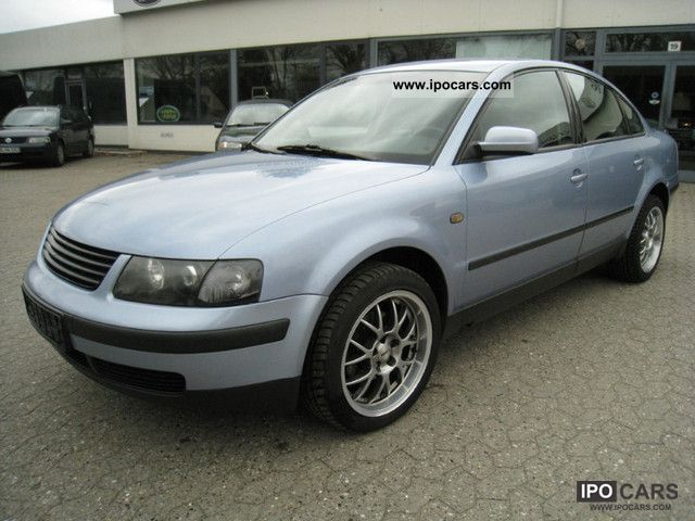 Volkswagen Passat 1.8 1998 photo - 12