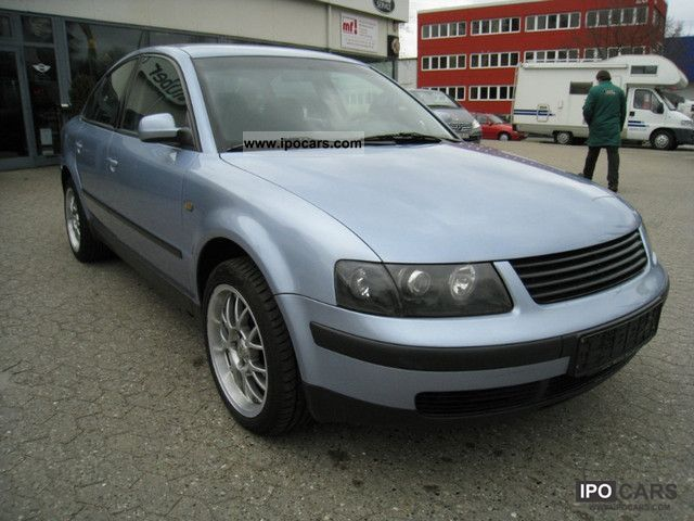 Volkswagen Passat 1.8 1998 photo - 3