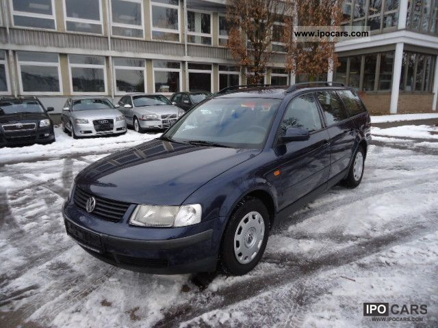 Volkswagen Passat 1.8 1998 photo - 4