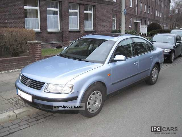 Volkswagen Passat 1.8 1998 photo - 5