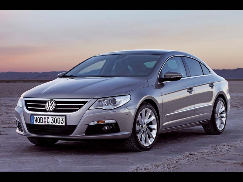 Volkswagen Passat 1.8 2008 photo - 4