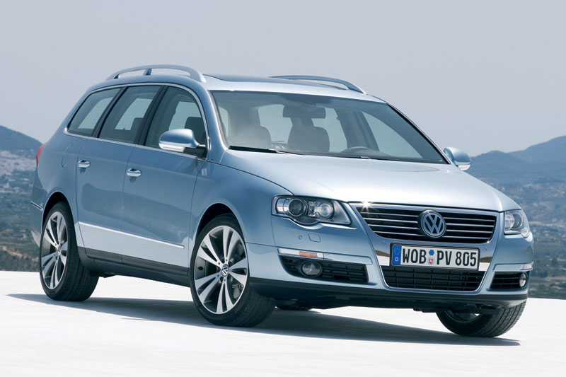 Volkswagen Passat 1.8 2008 photo - 8