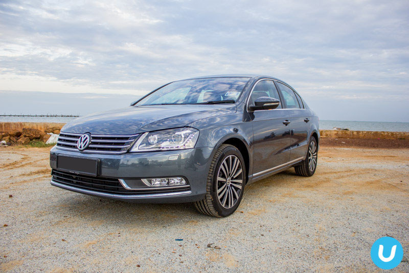 Volkswagen Passat 1.8 2014 photo - 1