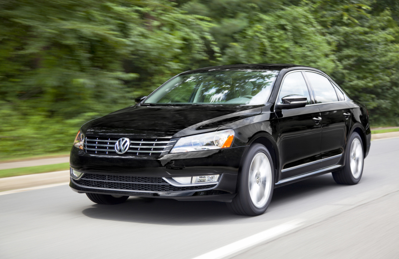 Volkswagen Passat 1.8 2014 photo - 7