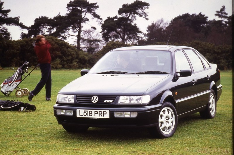 Volkswagen Passat 1.9 1987 photo - 10