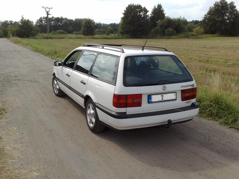 Volkswagen Passat 1.9 1995 photo - 2