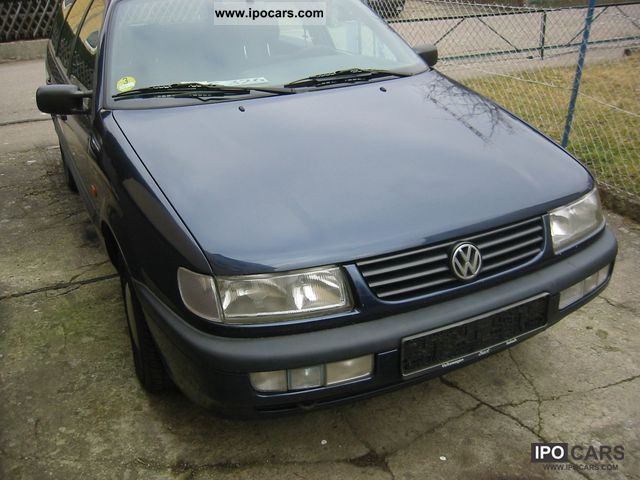 Volkswagen Passat 1.9 1995 photo - 3