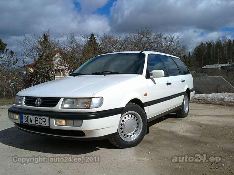 Volkswagen Passat 1.9 1995 photo - 6