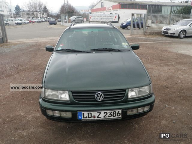Volkswagen Passat 1.9 1996 photo - 3