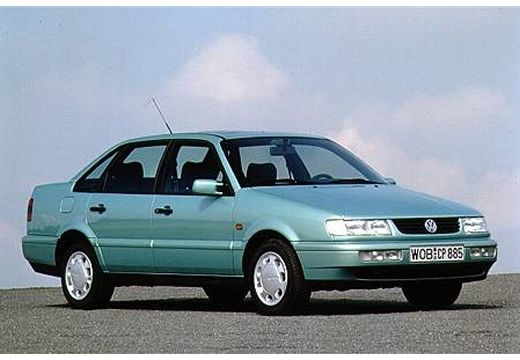Volkswagen Passat 1.9 1996 photo - 5