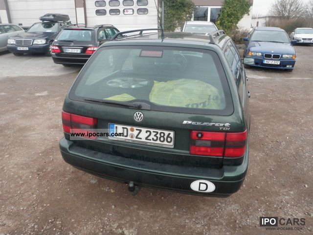 Volkswagen Passat 1.9 1996 photo - 7