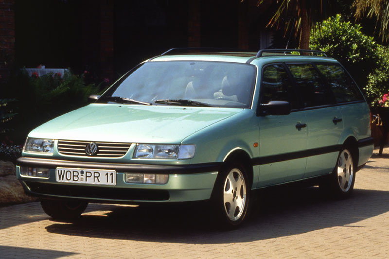 Volkswagen Passat 1.9 1996 photo - 8