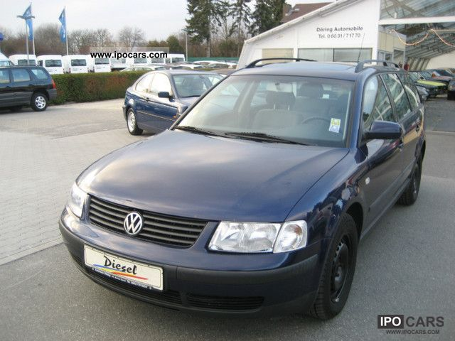Volkswagen Passat 1.9 2000 photo - 1