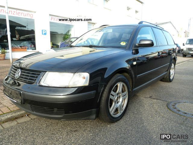 Volkswagen Passat 1.9 2000 photo - 10
