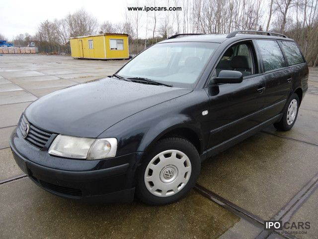 Volkswagen Passat 1.9 2000 photo - 2
