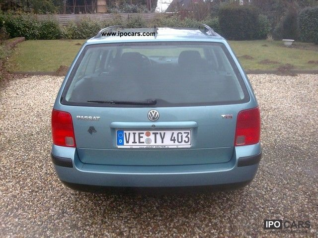 Volkswagen Passat 1.9 2000 photo - 4