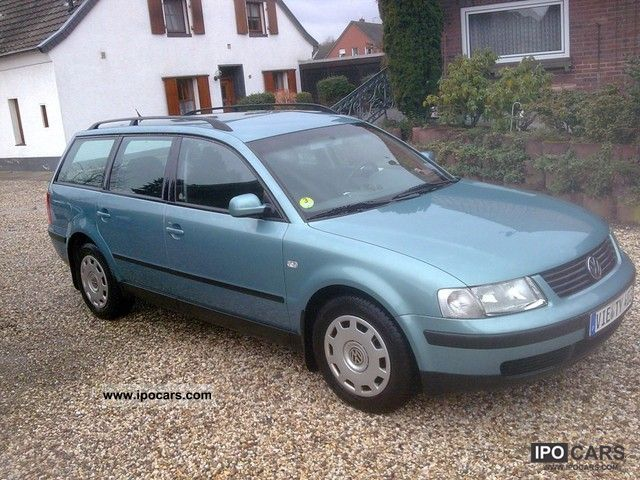 Volkswagen Passat 1.9 2000 photo - 6